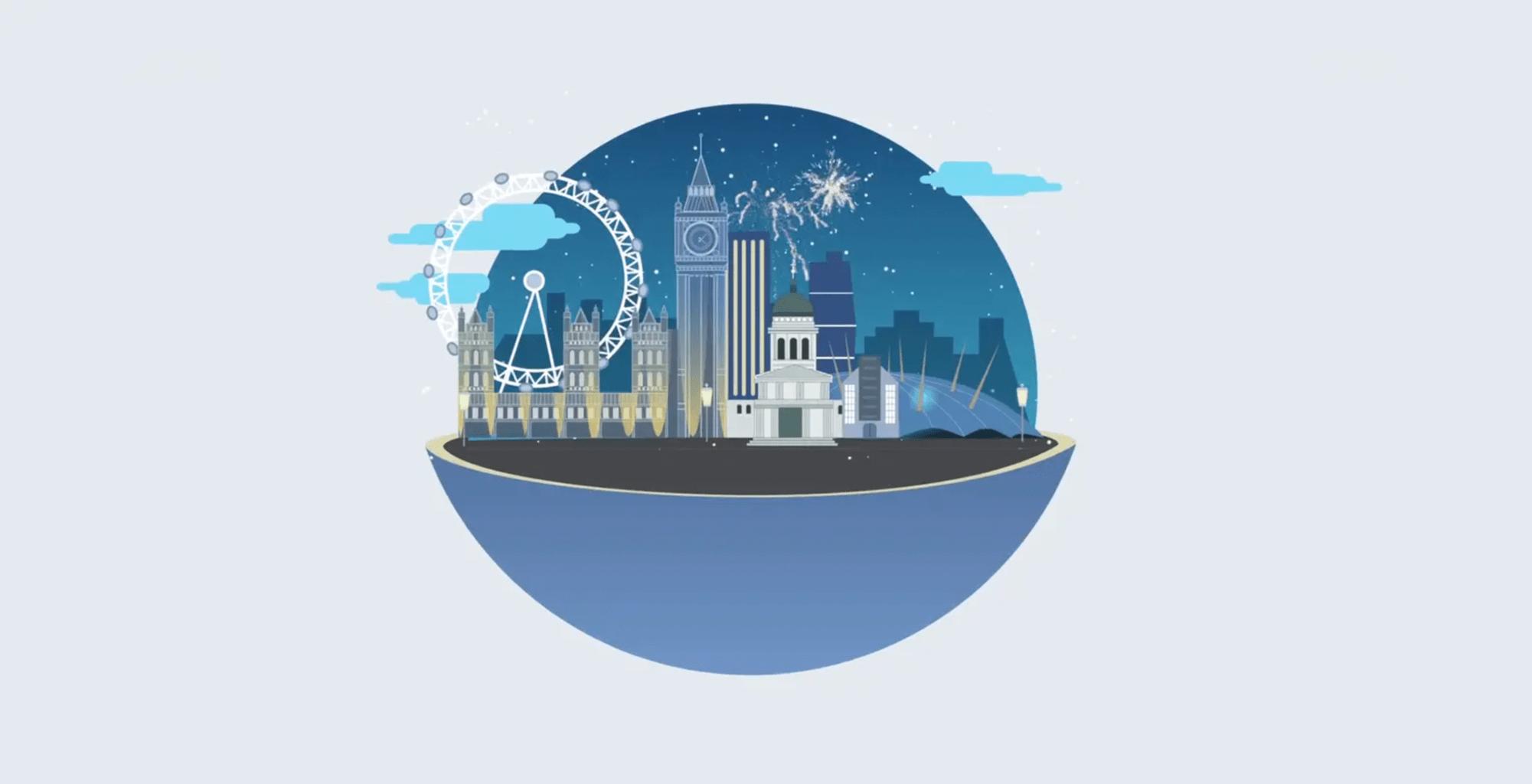 london animation still